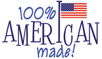 American Made Area Rugs graphic