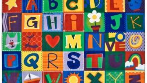 KIDSoft™ Toddler Alphabet Blocks (Alphabet Blocks)