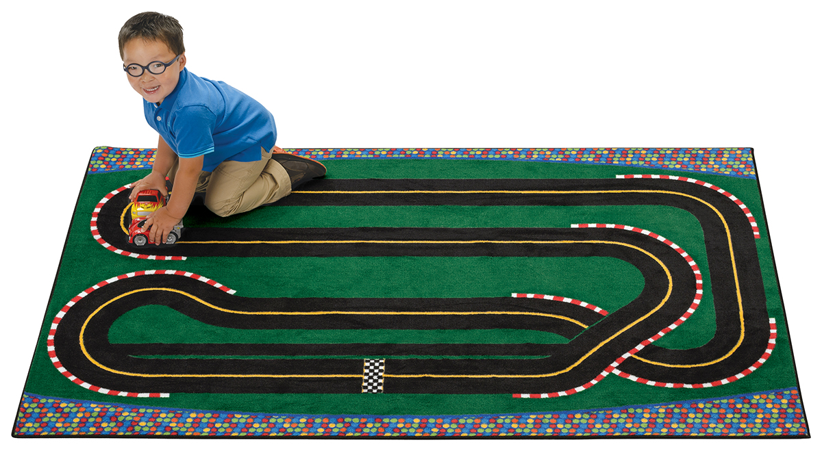 Race Track Rug Furniture