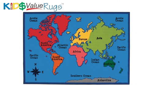 World map carpets for kids gumiabroncs Gallery
